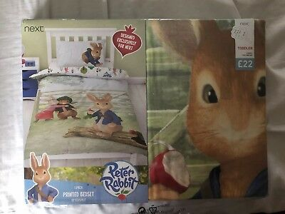 Peter Rabbit Toddler Bedding
