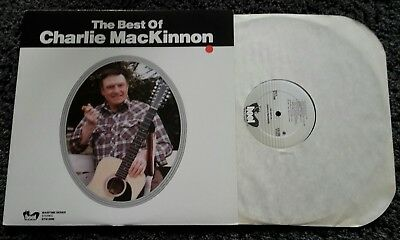 CHARLIE MacKINNON: The Best Of - rare LP Kanada 1981, boot-Label. #BTM 2006