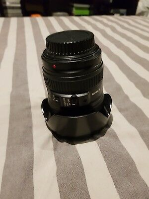 Canon EF 24-105mm f/4.0 IS USM L Lens + Filter (Excellent Condition)