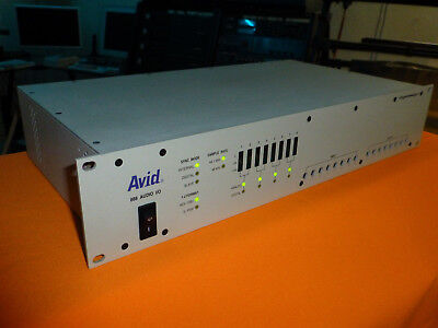 Avid / Digidesign 888 I/0 Interface weiss Top