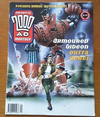 2000ad Monthly Issue 115
