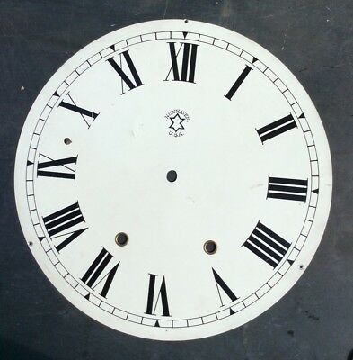 Antique American Wall Clock Dial