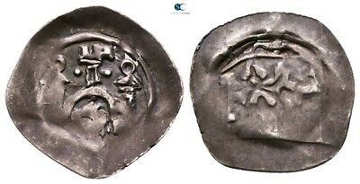 Savoca Coins Medieval Silver Coin 0,42g/15mm §AME9380