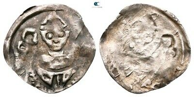 Savoca Coins Medieval Silver Coin 0,26g/13mm §AME9381