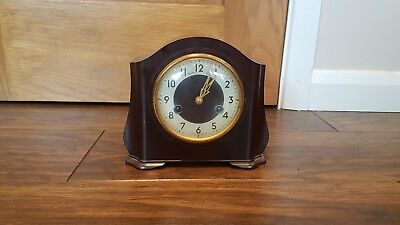 Arched Top, Smiths Enfield Bakelite Clock