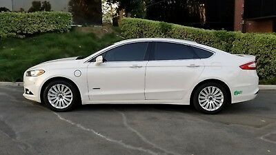 2014 Ford Fusion Energi Titanium 2014 Fusion Hybrid Titanium, All Options! Incredible Car!
