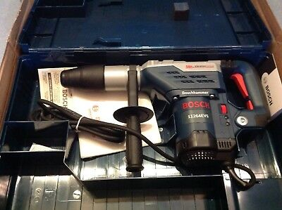 "New - Bosch 11264Evs Rotary Electric Hammer Drill Kit 1-5/8"" Sds Max"