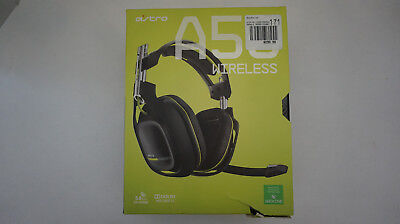 Astro A50 Wireless Headset Microphone doesn't work