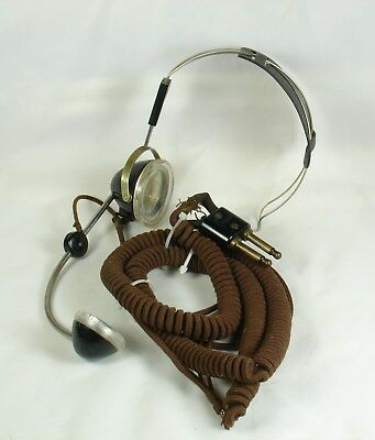 Bell System Western Electric Telephone Operators Headset
