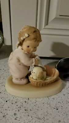 1988 Enesco Memories of Yesterday He Knows If You've Been Bad Or Good
