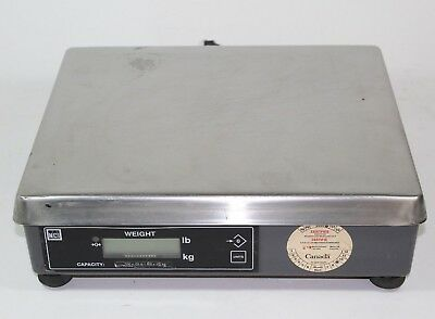 NCI Weight-Tronix Shipping Parcel Scale  200 x 0.05 lbs