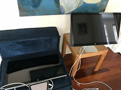 TWO Apple A1407 LCD Monitors
