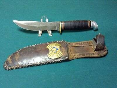Vintage - Official Boy Scouts of America Sheath knife