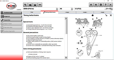 DIAGNOSTIC SOFTWARE 2017 WOW WURTH 5.00.12 + FW 1622 includes 2017 cars download