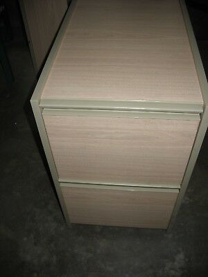 Office/Study Suspension File Two Drawer Unit