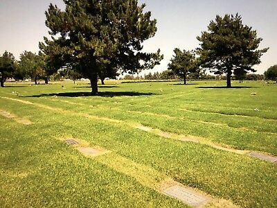 2 Burial Plots, Cypress Ca. Forest Lawn
