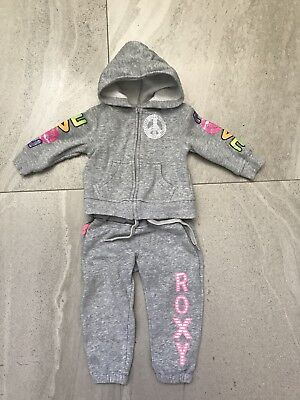 Roxy And Maxii Peace Hippy  Tracksuit Size 1