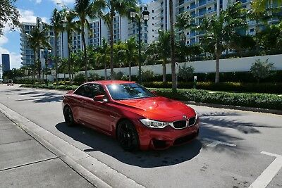2015 BMW M4 Convertible Exclusive Packages!! Camera, Navi Load 2015 Bmw M4 Convertible Exclusive Packages!! Camera, Navi Loaded,  only 25kmiles