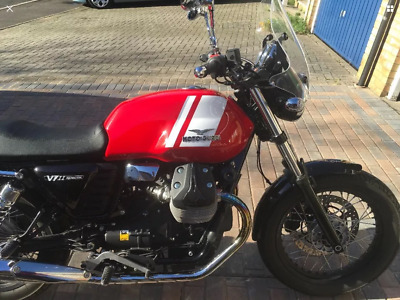 Motor Guzzi V7. 11 Special ABS Traction Control.only 1150 Miles.
