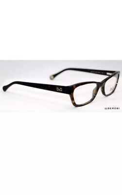 eb37e599eb53 Dolce   Gabbana D g 1216 Col 502 50 16 135 Mm Authentic Eyeglasses Rx