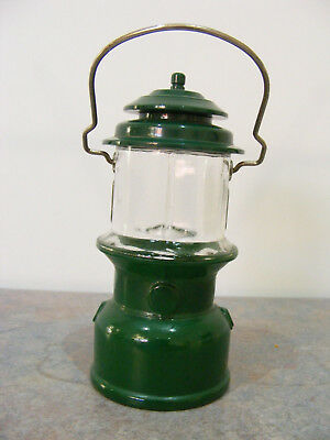 Vintage Manly Avon After Shave Bottle (Empty) - Coleman Lantern Replica - VGC