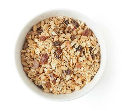 Our Organics Muesli mix 3kg THIS PRODUCT IS NOT GLUTEN FREE