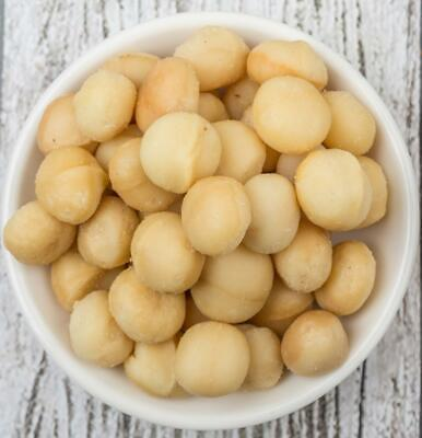 Our Organics Macadamia nuts raw 3kg Organic Gluten Free Health Food