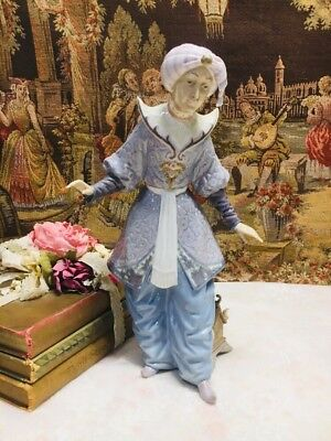Lladro 'King Melchior's Page' #1515 Extremely Rare