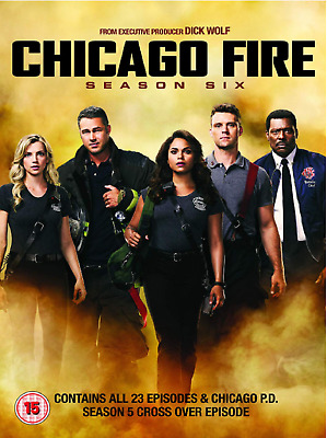 Chicago Fire - Saison 6 NEUF  FR