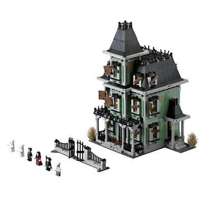 New Haunted House Monster Fighter Compatible with Lego 10228 Sealed +Minifigures