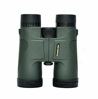Visionking 10x42mm Portable Outdoor Camping Hiking Binocular, Nice gift for you