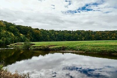 Woodland 3.54 acres with fishing rights