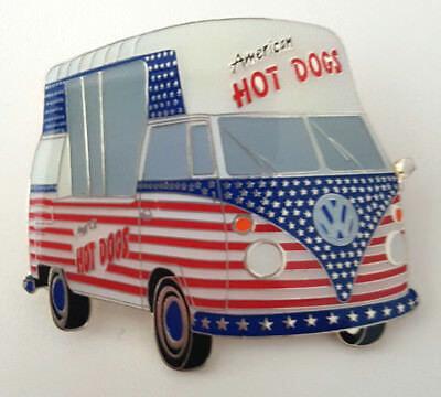 VW Bus T1 Hot Dog Ansteckpin (N59)