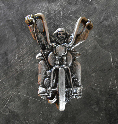 Hells Angels, Support 81, Big Red Machine  Pin Biker
