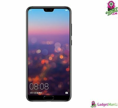 NEW Huawei P20 Pro Android Phone 6+64GB Black Large - 6-7inch