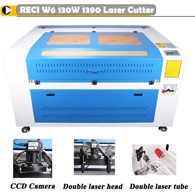 CCD Industrial Camera 130W USB Laser Engraving Machine Engraver Cutter US Ship