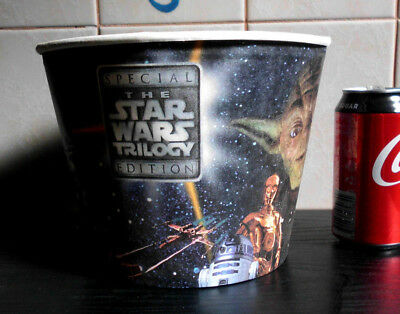 1996 Oz Star Wars Trilogy Return Of The Jedi Kfc Bucket Kentucky Fried Chicken