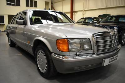 Mercedes-Benz 560 SEL, 42k, 2 owners