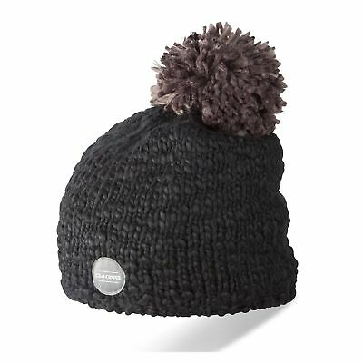 c318b041c04 Dakine NEW Men s Alex Beanie Black Charcoal BNWT
