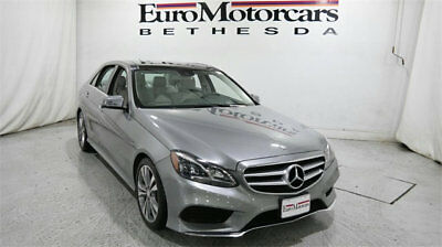 2014 Mercedes-Benz E-Class 4dr Sedan E350 4MATIC mercedes benz e class 4dr sedan e 350 sport 4matic awd e350 e certified