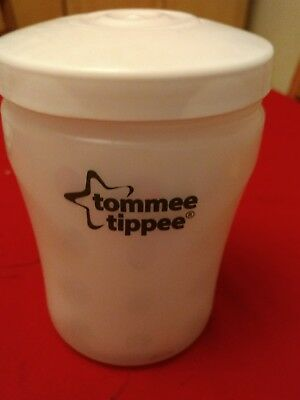 Brand new Tommee tippee single bottle steriliser