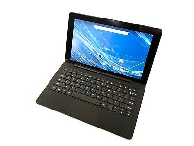 """Insignia P11A8100 11.6"""" Tablet 32GB, Black, Android 7.0 (Tablet / Keyboard Only)"""