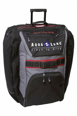 Aqualung Red-Line 1200C Tauchtasche Aqua Lung Rollentasche Red Line 155 Liter
