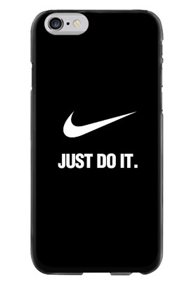 coque iphone 7 nike noir