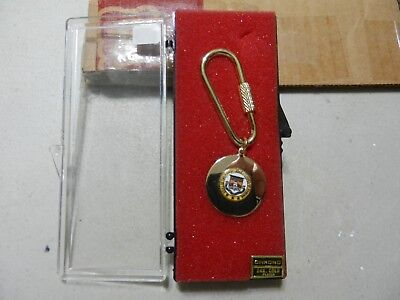 Seal of the Canal Zone Isthmus of Panama Key Chain in original box   T756