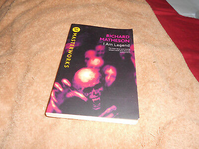 I am Legend by Richard Matheson (Paperback, 2000) VAMPIRE INTREST