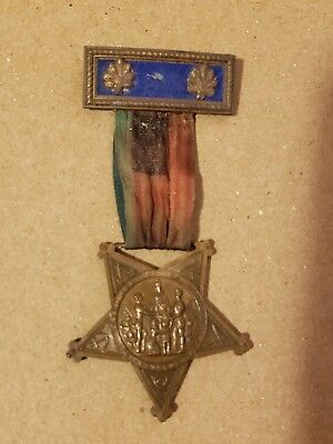 1861-1866 GAR, Grand Army of the Republic, Civil War, Veterans Medal R 577