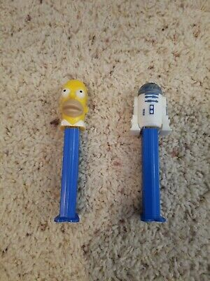 Star Wars Pez Dispenser R2-D2