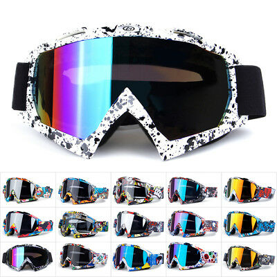 Snow Glasses Ski Goggles Anti UV Dustproof UV Protection Snowboard Snowmobile