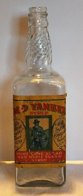 Old Yankee Syrup Bottle    Seattle